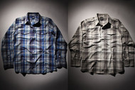 Elm Sullivan Woven Plaid Shirt