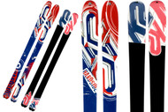 K2 HardSide Snow Skis 2011