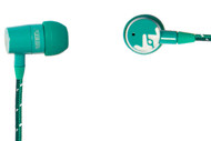 Frends The Coupe Earbud Headphones Deep Teal