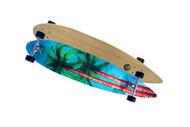 Starlite Bamboo Complete Pintail Skateboards Longboards