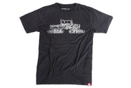 Spacecraft Optimo Snowcat Tshirt
