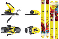 4frnt Grom Identity Series Ski and Binding Package