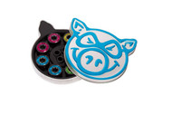 Pig Skateboard Bearings NEON Abec 5