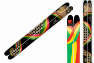 4frnt CRJ Memorial Skis 2011 Limited Edition