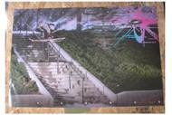 Oakley Tanner Hall Ski Poster