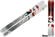 Line Mr Pollards Opus Skis 2012