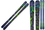 Line Chronic Skis 183cm 2012