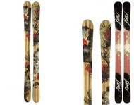 Line Celebrity 90 Skis 2012 Model- 151cm