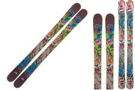 Line Afterbang Shorty Skis 2012