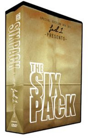 Level 1, The Six Pack 6 DVD collection