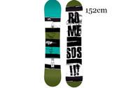 Rome Garage Rocker Snowboard 2012