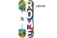 Rome Detail Women's Snowboard 2012