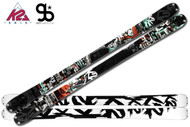 K2 Recoil Skis 2012