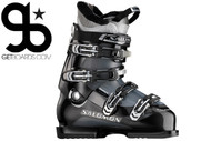 Salomon Mission 4 Ski Boots 2012