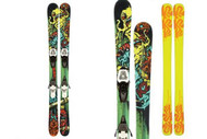 K2 Bad Seed Fastrack Skis and Bindings 2012