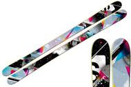 Salomon Galaxy Skis 2012