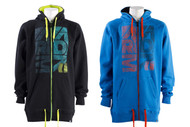 Armada Fievel Long Fit Fleece Hoodie 2012