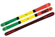 Armada Tanner Hall THall Skis 2012