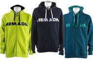 Armada Represent Fleece Hoodie 2012