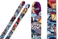 Atomic Bent Chetler Skis 2012