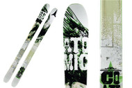 Atomic Coax Skis 2012