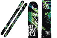Atomic Blog 185cm Skis 2012