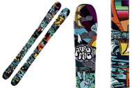 Atomic Bent Chetler Mini Skis 2012