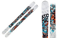 Atomic Trooper Skis 2012