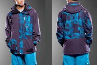 Oakley Shell Deals Printed Jacket 2012