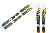 K2 Juvy Fastrack Skis and Bindings 2012