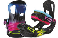 Flux DMCC Light Snowboard Binding 2012