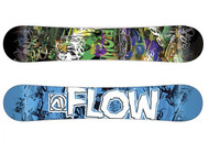 Flow Team Micron Youth Snowboard 2012