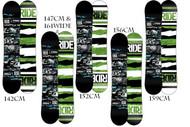Ride Agenda Snowboard 2012