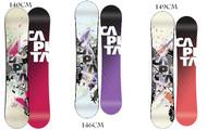 Capita Saturnia Women's Snowboard 2012