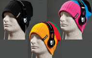 Discrete Skullcandy Headphone Beanie 2012