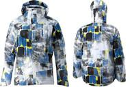 Salomon Zero II Jacket 2012 - Vibrant Blue/Corony