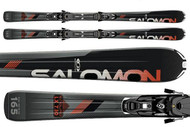Salomon Enduro LX 730 172cm Skis with L10 Bindings 2012