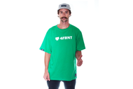 4frnt Betta Believe T Shirt 2012 - Green