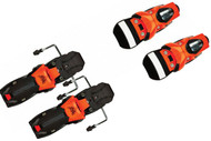 Rossignol Axial2 120 Ski Bindings Fluorescent Orange 2012