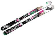 Fischer Prodigy Skis 2012