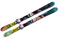 Fischer Stunner Junior Rail Skis 2012