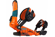 Ride Rodeo Snowboard Binding 2012 - Orange Large