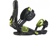 Ride Rodeo Snowboard Binding 2012 - Black