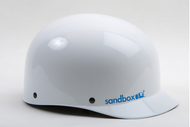 Sandbox Classic Low Pro Helmet 2012 -White Large/Xlarge