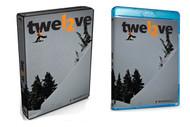 Twelve Snowboarding Dvd- Absinthe Films