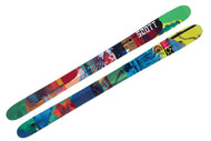 Scott Mega Dozer Skis 2012