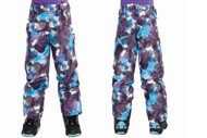 Sessions Star Watercolor Youth Pant -2012