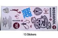 Rossignol Sticker Sheet
