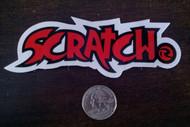 Rossignol Scratch Logo Stickers