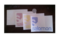Salomon Diecut Stickers